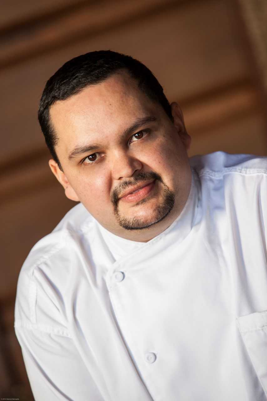 Executive Chef Loic Leperlier - The Point
